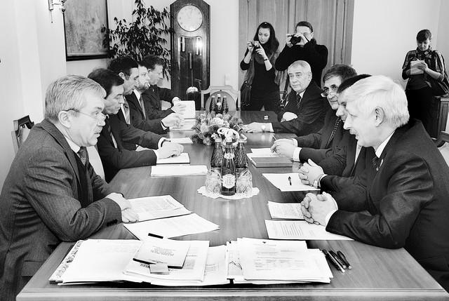 Губернаторские встречи